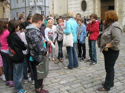 Projekt Poznaj Staré Mesto pokračuje
