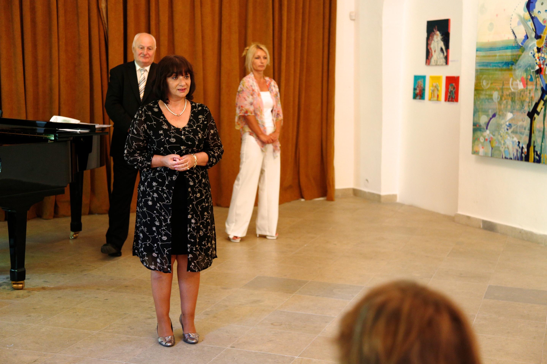 Slávnostné vyhodnotenie celoslovenskej literárnej súťaže Hodžov novinový článok 2012