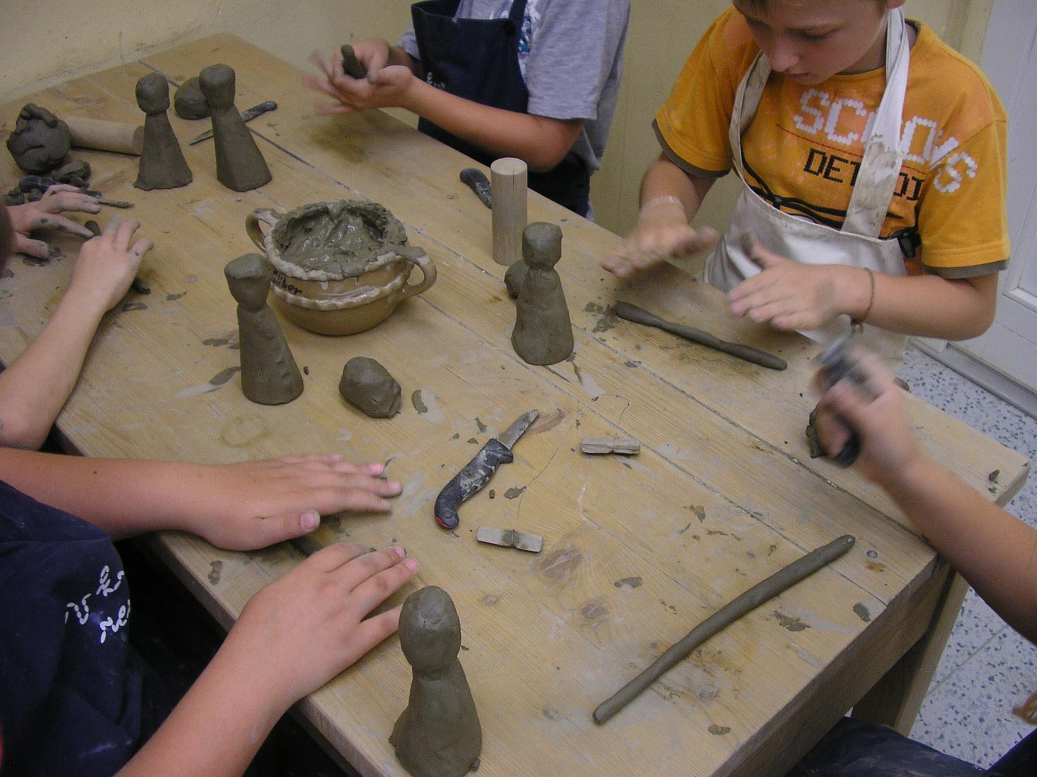Tvorivé dielne v ÚĽUVe