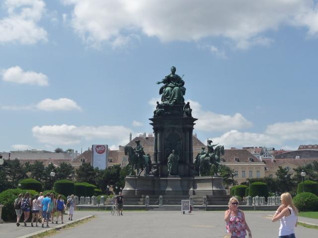 Návšteva Prírodovedného múzea vo Viedni