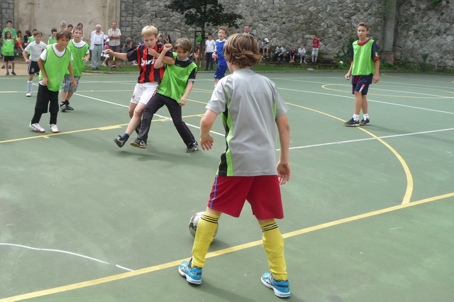 Medzitriedny futbalový turnaj o pohár Rady rodičov