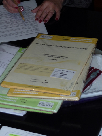 Testovanie 9 - 2012