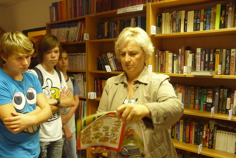 Návšteva Ruského inštitútu