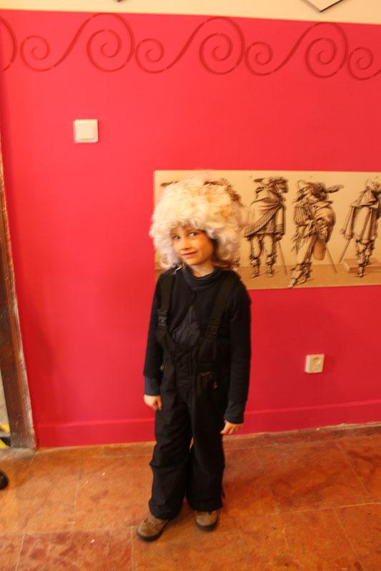 Výstavy v Bibiane