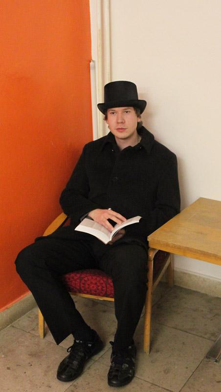 Noc s Andersenom v knižnici