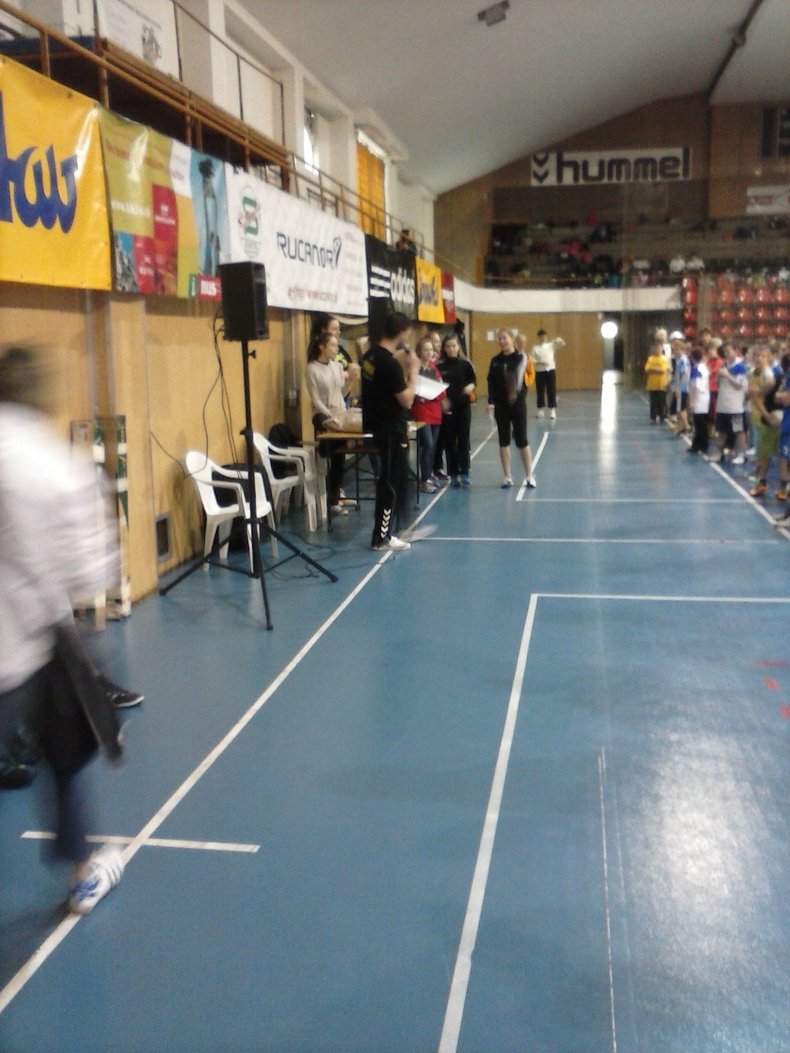 Športom za duševné zdravie detí