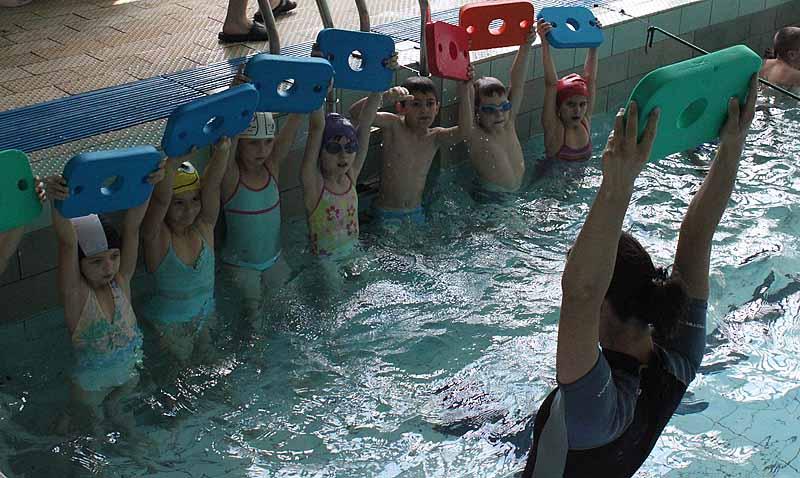 Plavecký kurz ŠKD