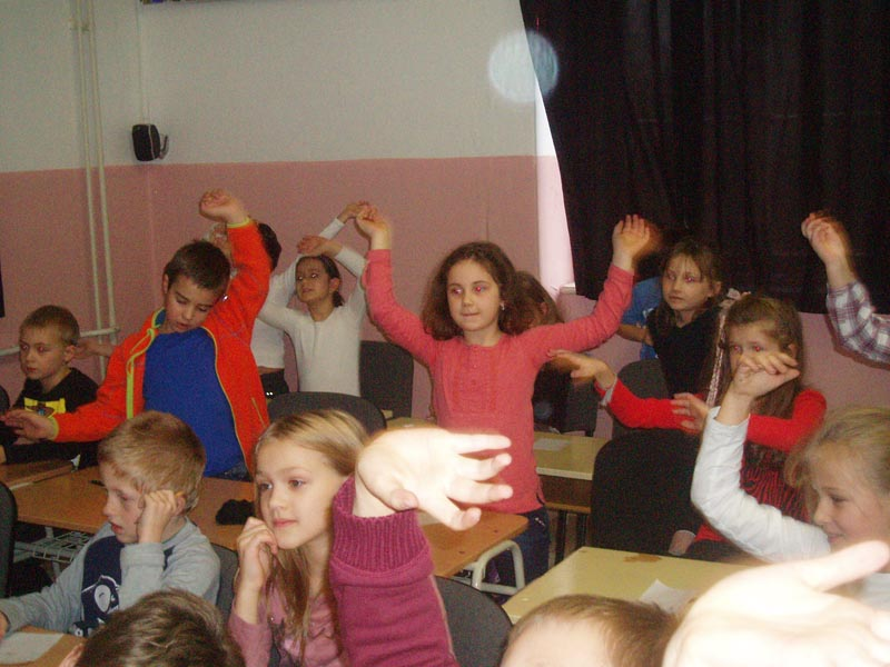 November v školskom klube