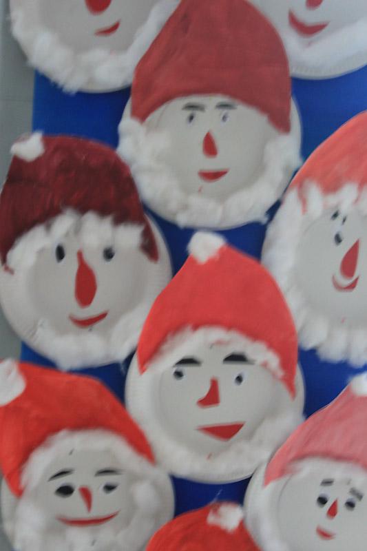 December v školskom klube