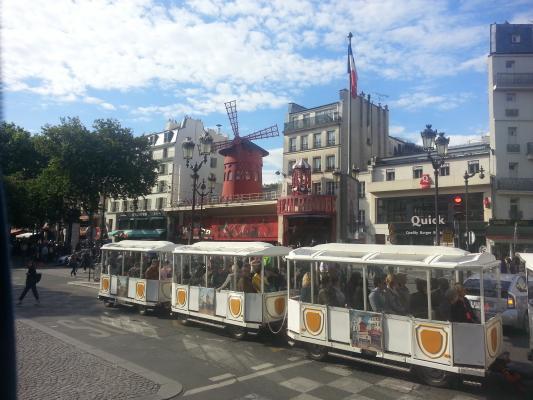Paríž - poznávací zájazd časť 1.