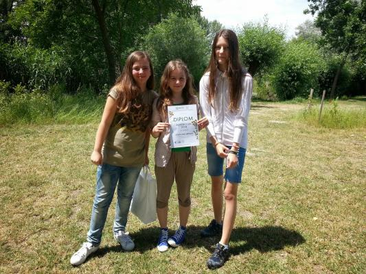 HYPERICUM 2014 - environmentálna súťaž