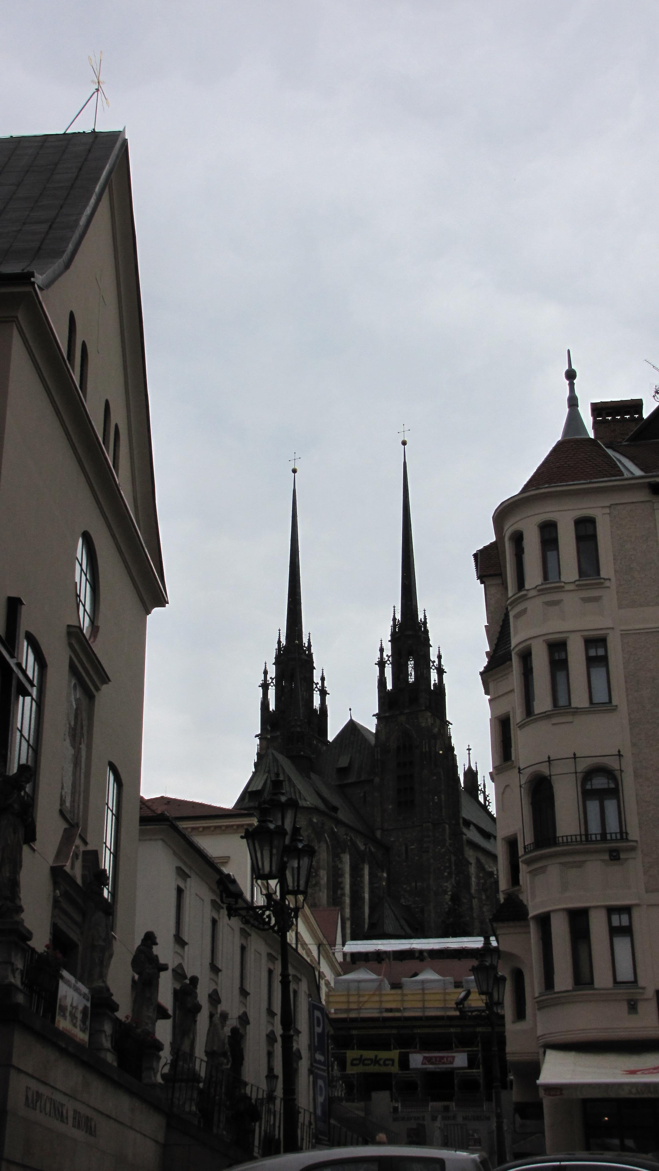 Výlet v Brne