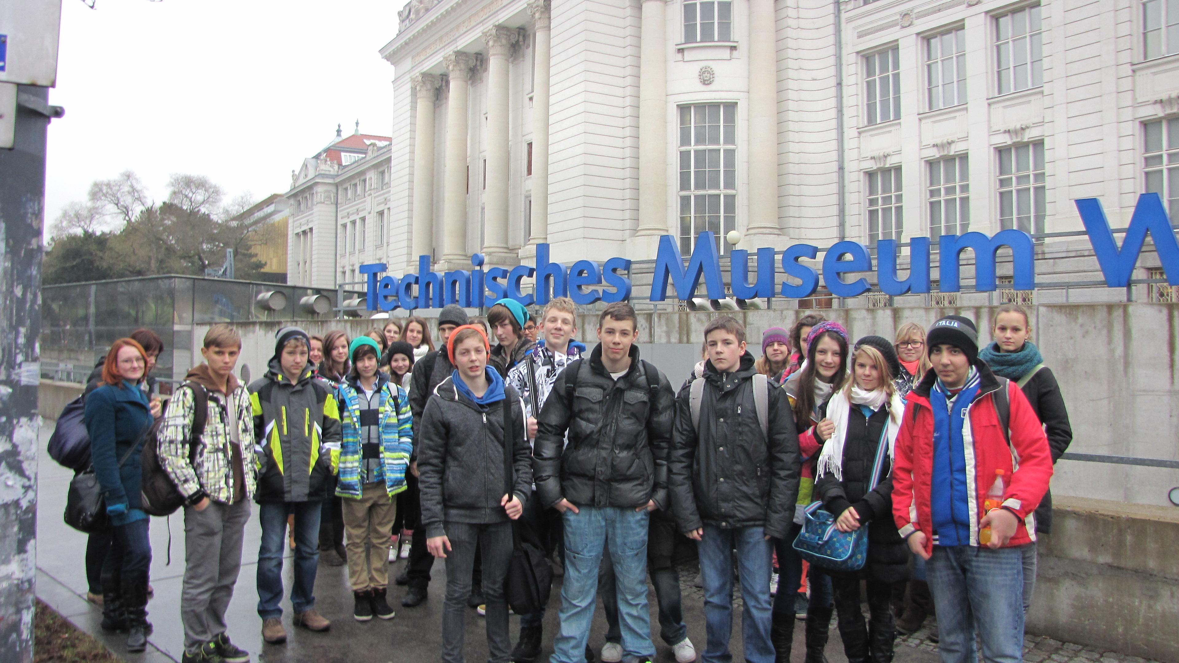 Exkurzia do Viedne