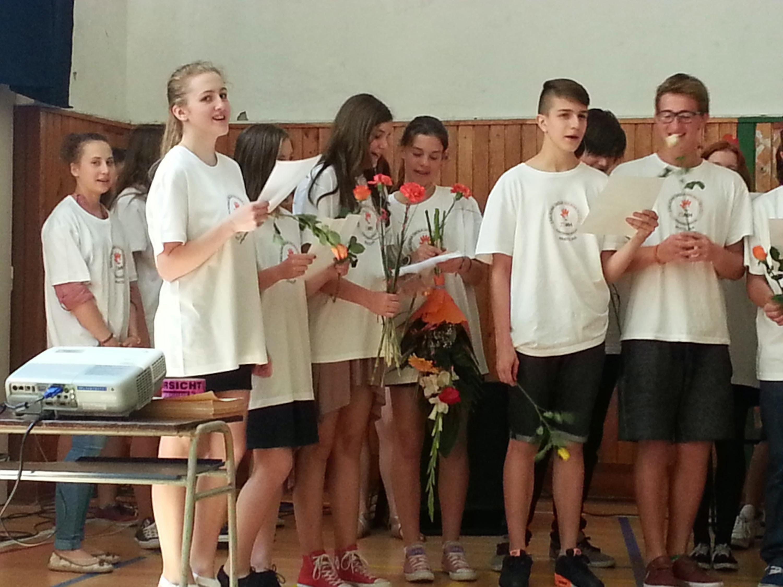 Rozlúčka s deviatakmi 2013/2014