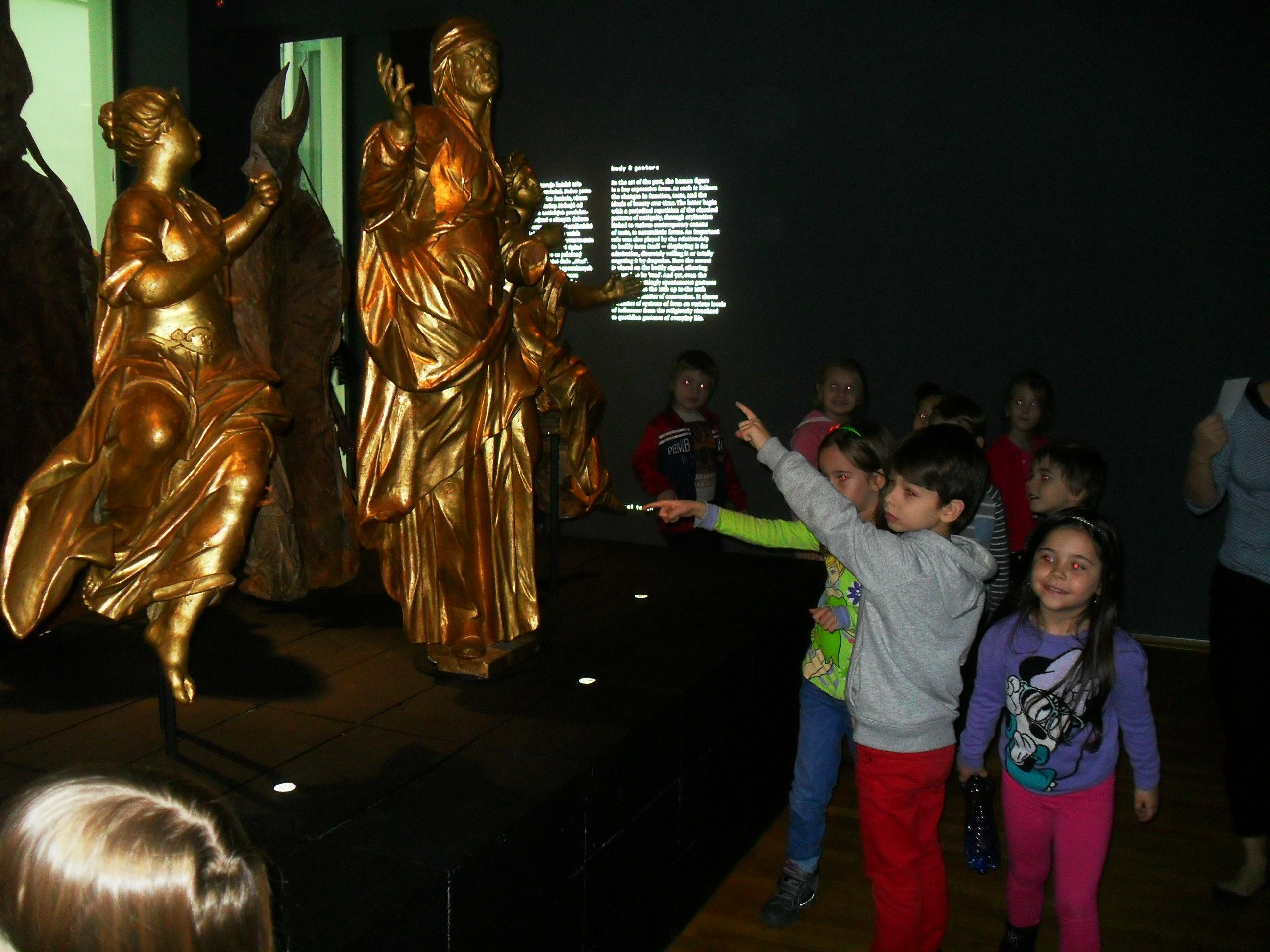 Návšteva Slovenskej národnej galérie