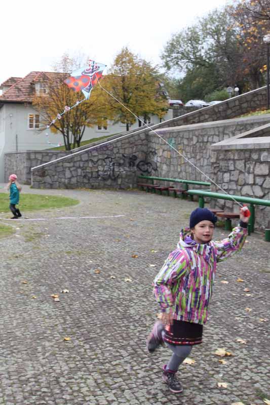 Aktivity ŠKD v novembri