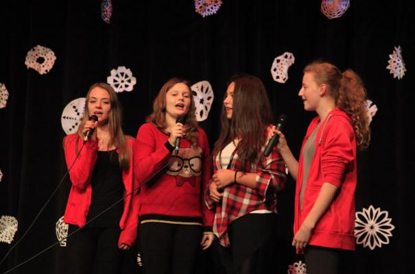 Vianočná akadémia 2014