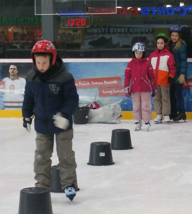 Kurz korčuľovania