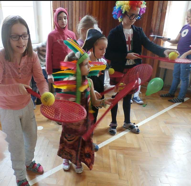 Karneval v ŠKD