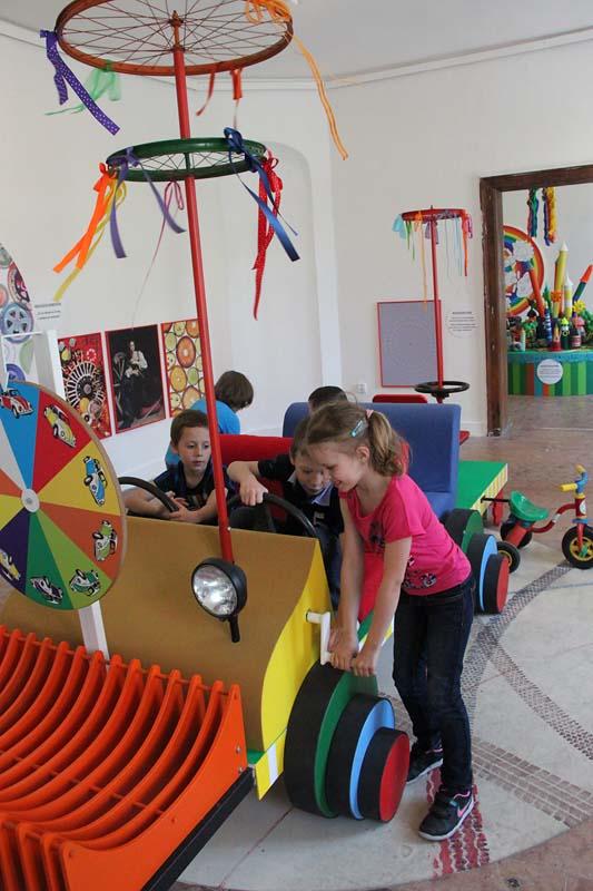 Výstava v Bibiane