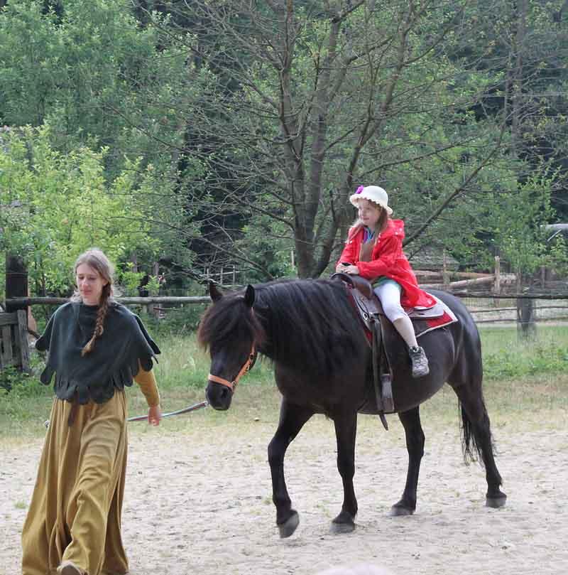 Rytiersky deň - cesta do stredoveku