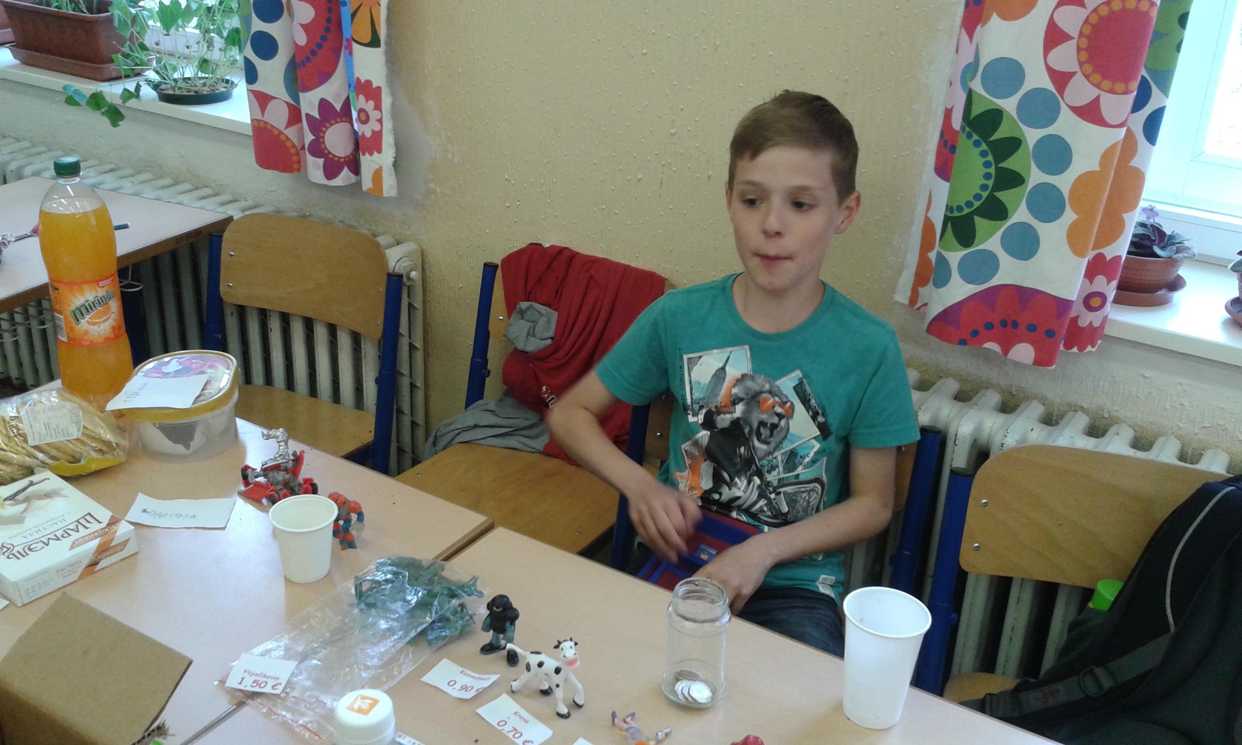 Burza - pomoc chorým deťom