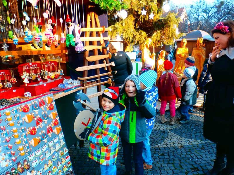 Vianočné trhy - ŠKD