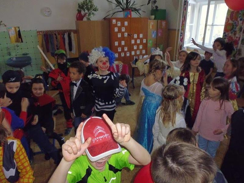 Karneval ŠKD 2016