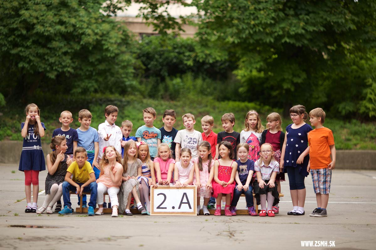 Školské foto 2016