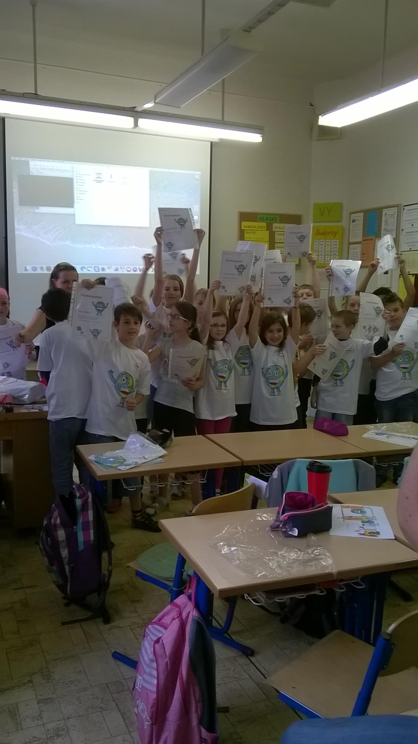 Udržateľnosť zdrojov - vzdelávací program