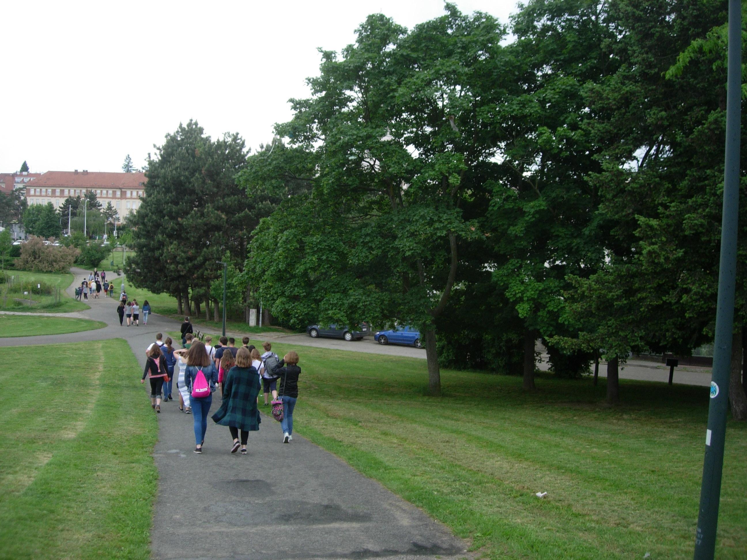 Exkurzia Brno