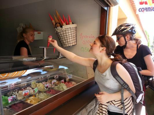 Cyklovýlet do Rusoviec