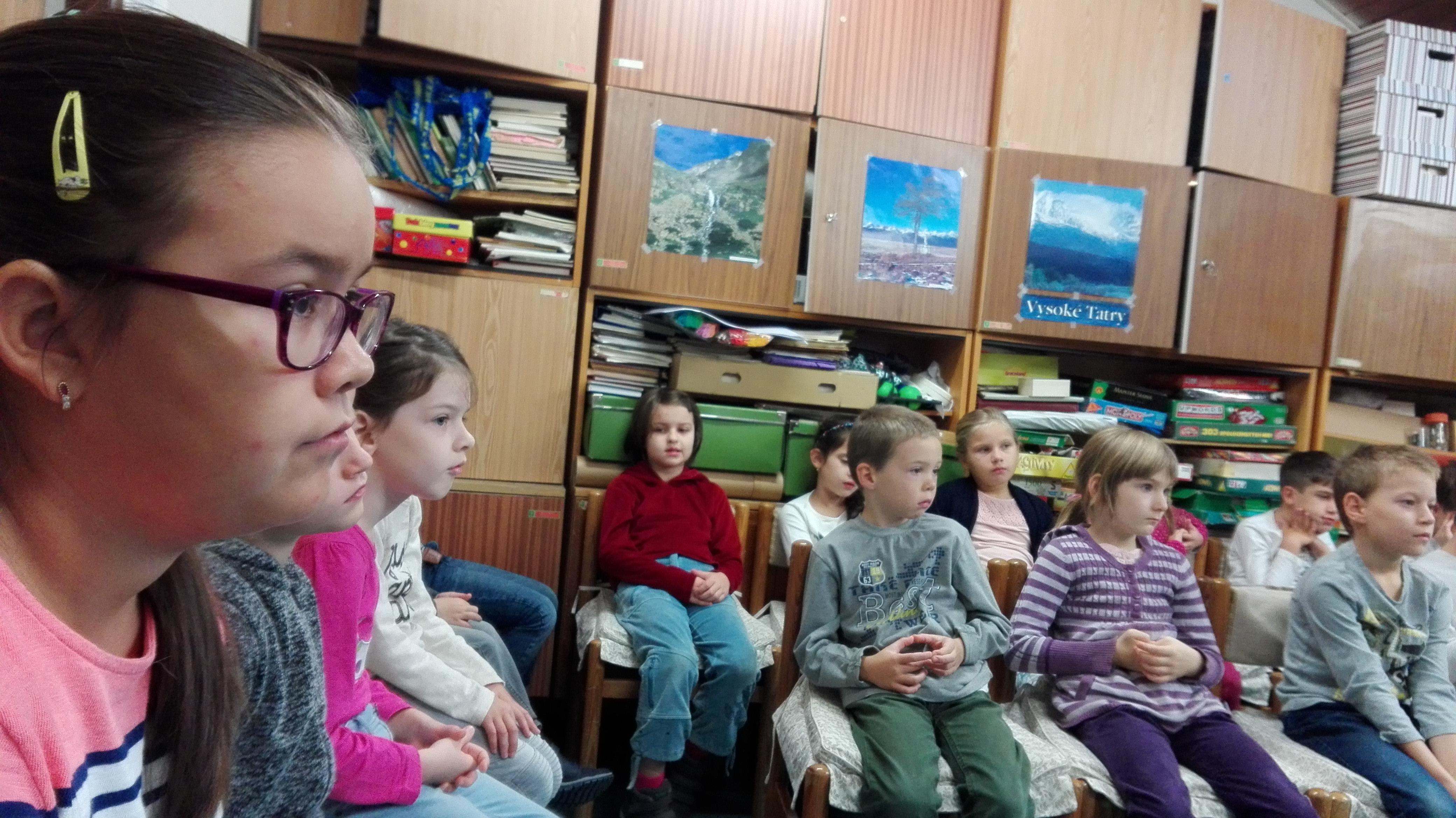 Domáce zvieratá - prednáška v CVČ