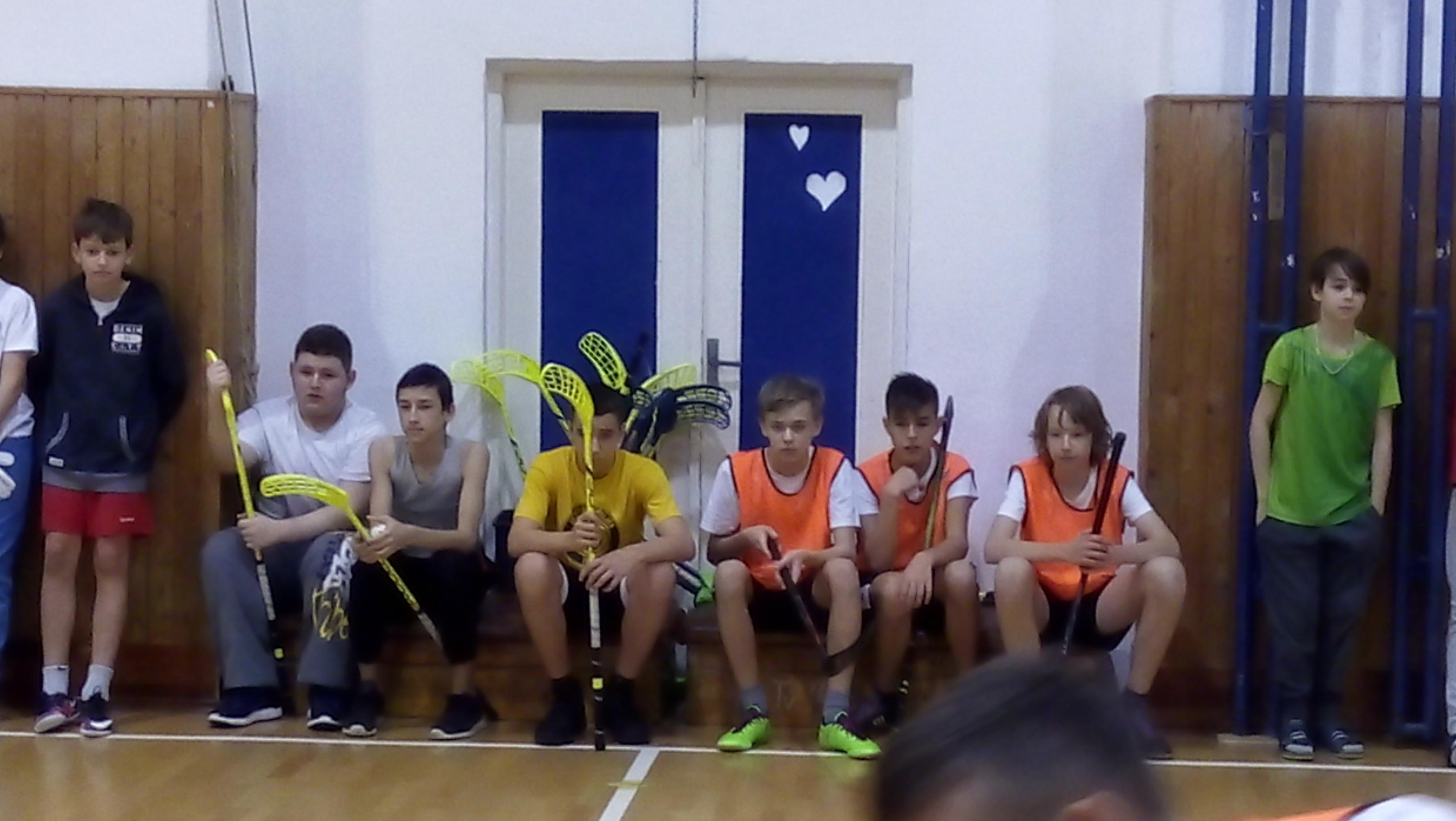 Florbalový turnaj