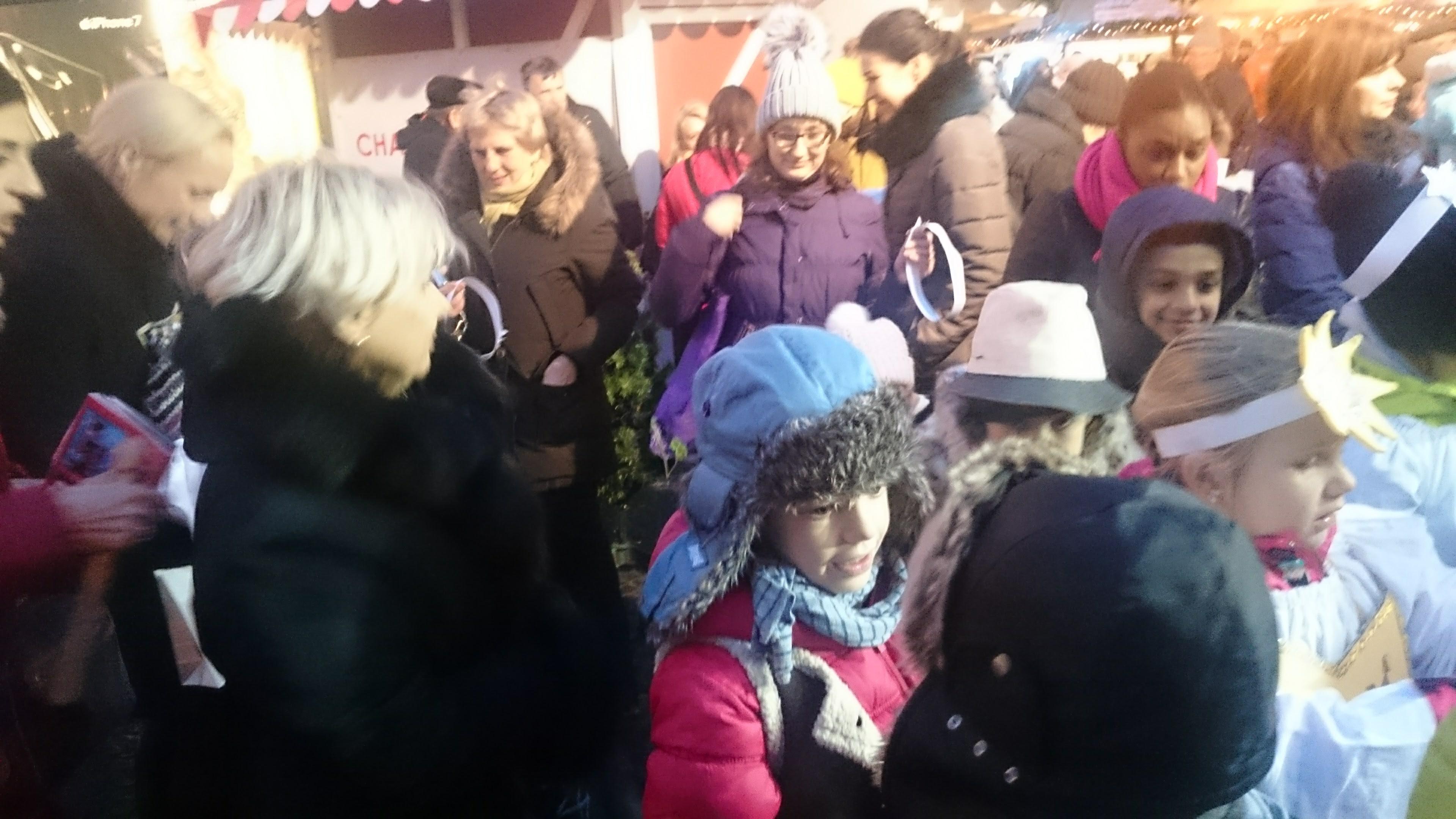 Vianoce na Hviezdoslavovom námestí