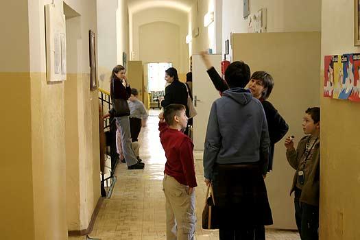 Deň otvorených dverí na 1. stupni