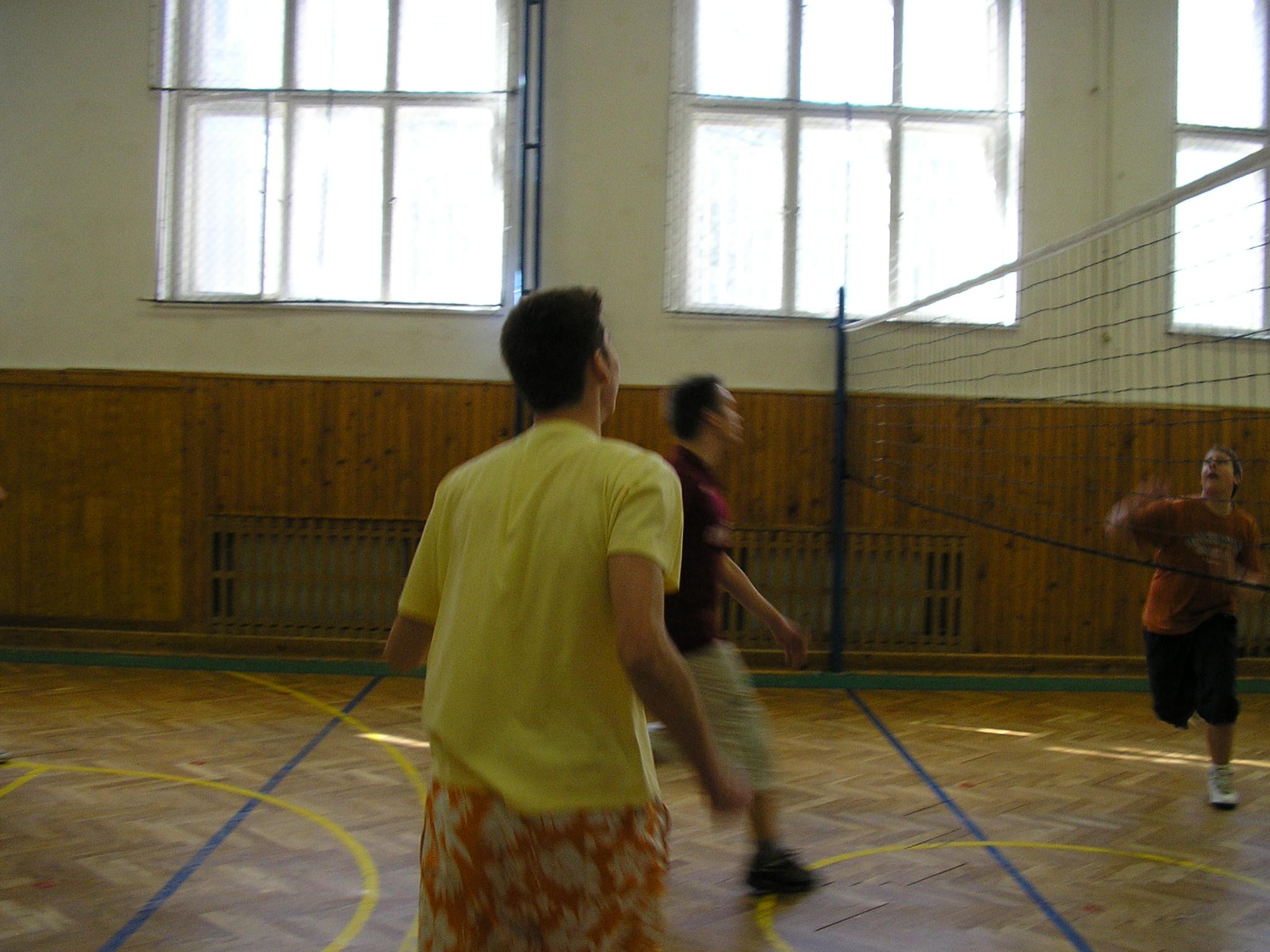 Volejbalový turnaj