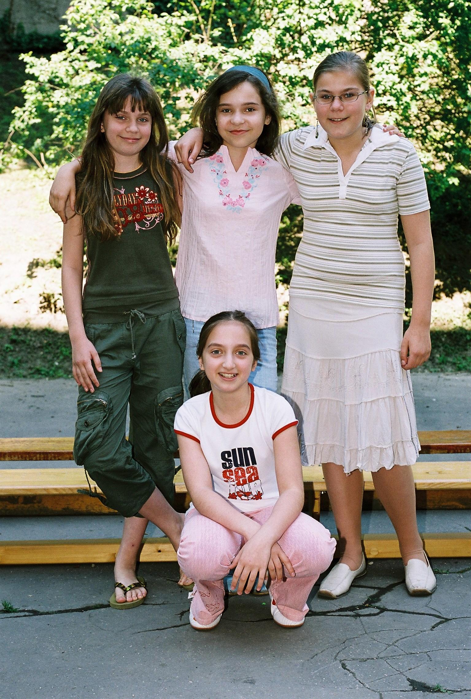 Spoločné triedne fotografie 2005/2006