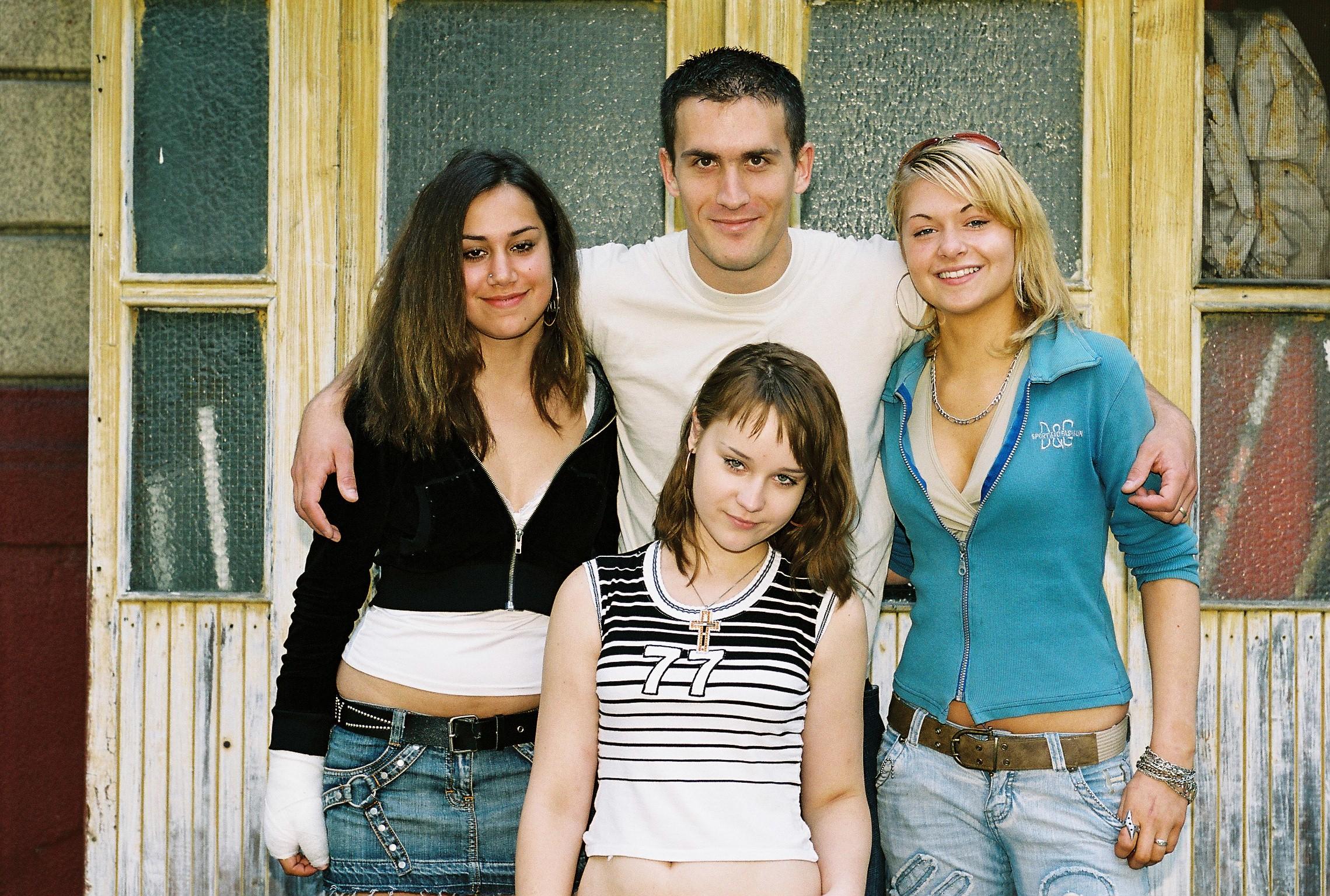 Skupinkové fotografie 2005/2006