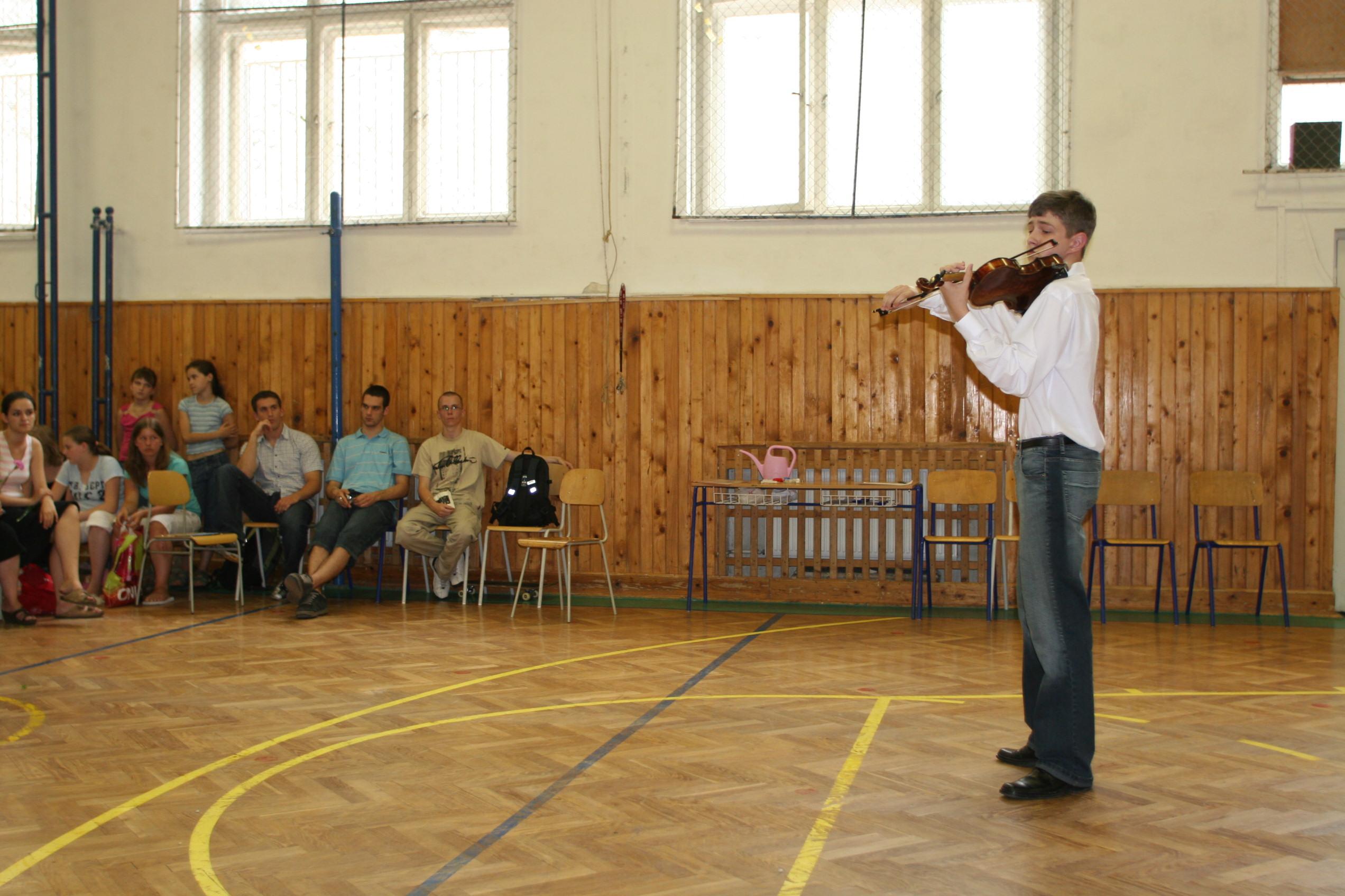 Rozlúčka s deviatakmi 2005/2006