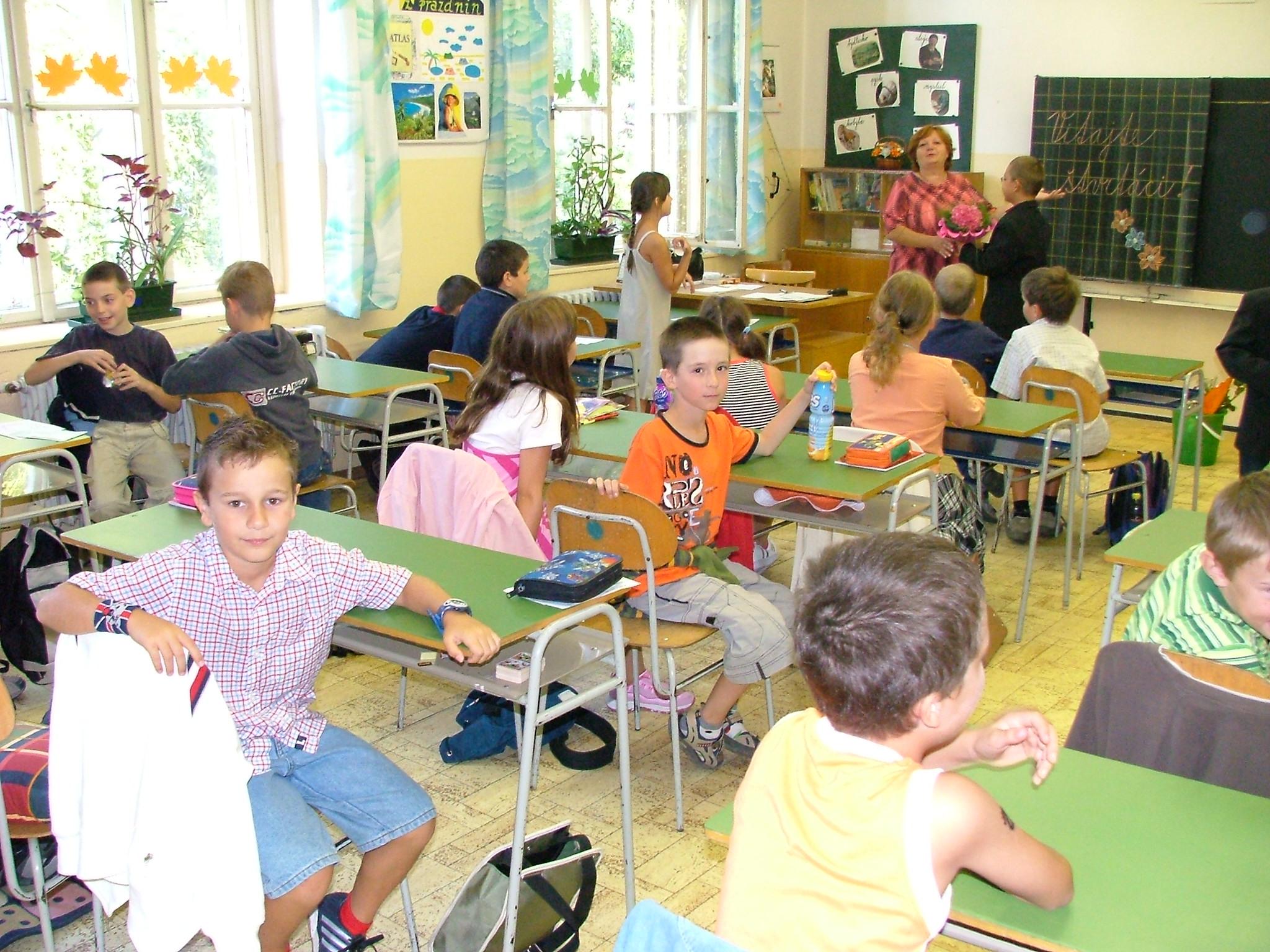 Otvorenie školského roka 2006/2007