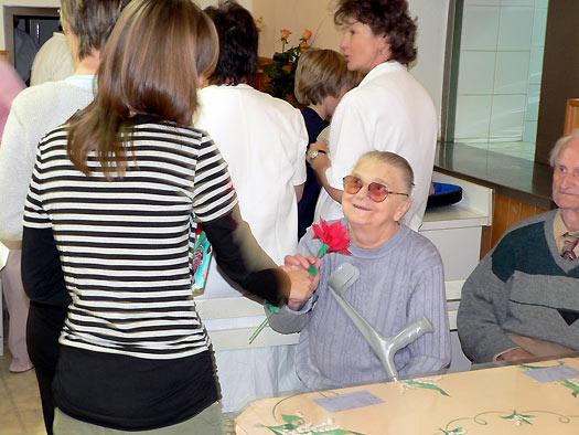 V Domove dôchodcov