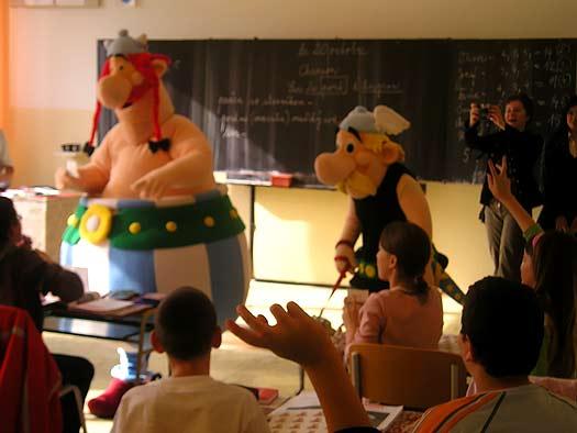 Asterix u nás