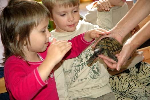 Malá zoologická záhrada navštívila MŠ