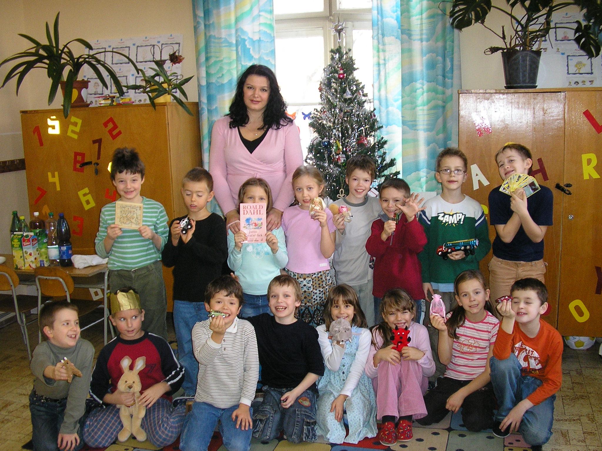 Vianočné besiedky