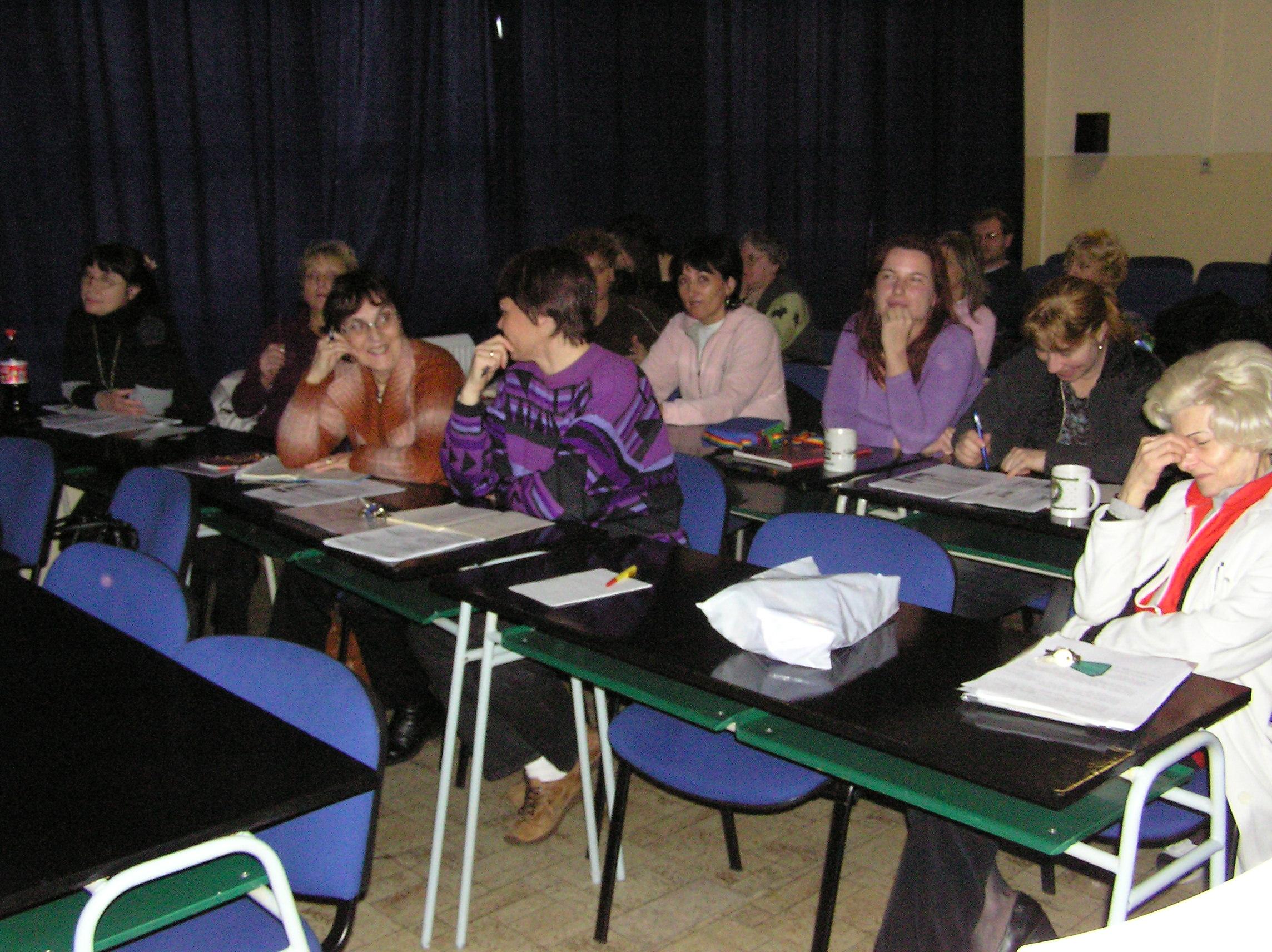Školenie učiteľov