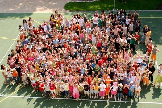 Školská fotografia