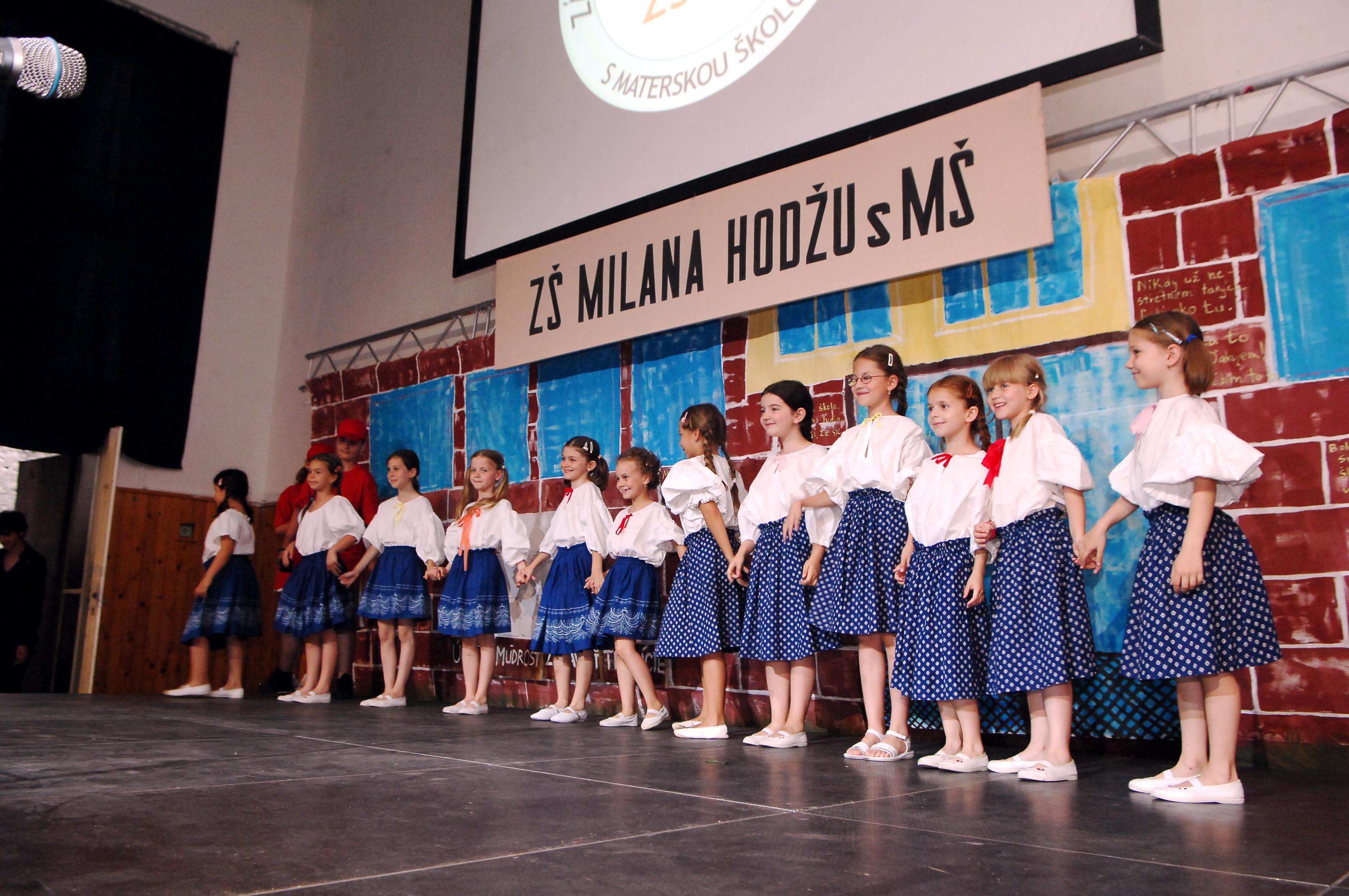 Akadémia - 70. výročie založenia školy