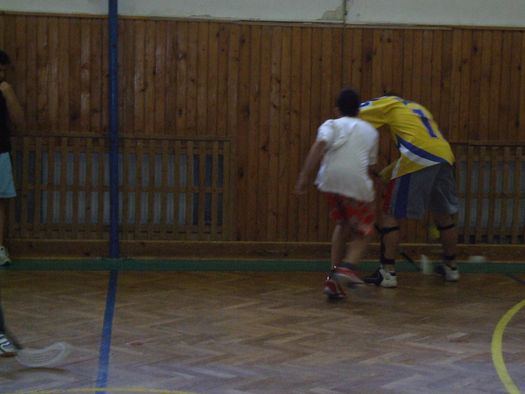 Školský floorbalový turnaj
